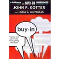 Buy-In John P. Kotter MP3 CD