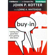Buy-In John P. Kotter , Lorne A. Whitehead  CD