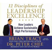 12 Disciplines of Leadership Excellence Brian Tracy, Peter Chee CD
