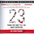23 Things They Don't Tell You About Capitalism Audiobook CD Ha-Joon Chang