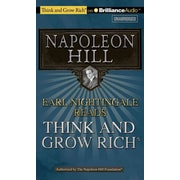 Earl Nightingale Reads Think and Grow Rich Audiobook CD Napoleon Hill