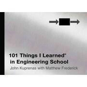 101 Things I Learned in Engineering School John Kuprenas  Hardcover