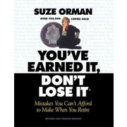You'Ve Earned It, Don't Lose It Suze Orman, Linda Mead Paperback