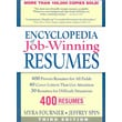 Encyclopedia of Job-winning Resumes Myra Fournier, Jeffrey Spin Paperback