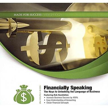 Financially Speaking Rob Hambleton CD