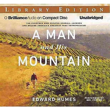 A Man and His Mountain CD