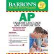 Barron's AP English Language and Composition Ehrenhaft. George Paperback