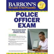 Barron's Police Officer Exam Donald Schroeder,  Frank Lombardo  Paperback