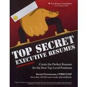 Top Secret Executive Resumes Steve Provenzano 2nd Edition