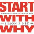 Start with Why Simon Sinek Audiobook CD