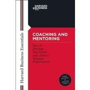 Coaching and Mentoring Harvard Business School Press Paperback