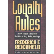 Loyalty Rules Frederick F. Reichheld , Rob Markey Paperback