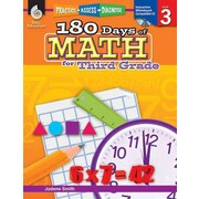 180 Days Of Math Book Jodene Smith For Third Grade