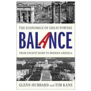 Balance Tim Kane , Glenn Hubbard Simon & Schuster