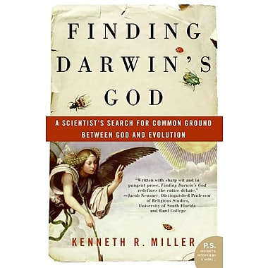 Finding Darwin's God Kenneth R. Miller Paperback, (0061233500)