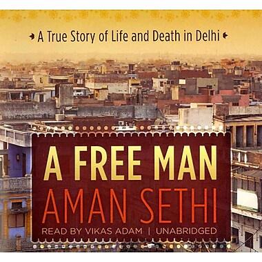 A Free Man Aman Sethi CD