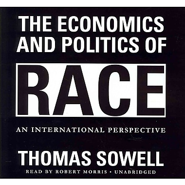 The Economics and Politics of Race Thomas Sowell CD