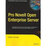 Pro Novell Open Enterprise Server Sander van Vugt  Paperback