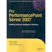 Pro PerformancePoint Server 2007 Philo Janus Paperback