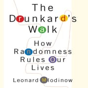 The Drunkard's Walk Leonard Mlodinow  CD