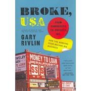 Broke, USA Gary Rivlin Paperback