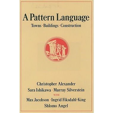 A Pattern Language, New Book