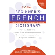 Collins Beginner's French Dictionary Harper Collins Publishers Paperback