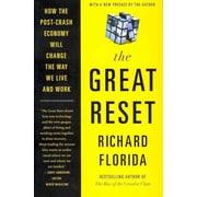 The Great Reset Richard Florida Paperback