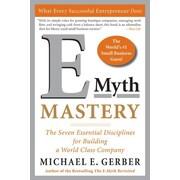 E-Myth Mastery Michael E. Gerber  Paperback