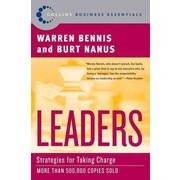 Leaders Warren G. Bennis, Burt Nanus Paperback