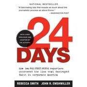 24 Days  Rebecca Smith , John R. Emshwiller Paperback