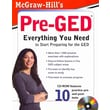 Mcgraw-Hill's Pre-GED McGraw-Hill Professional Paperback