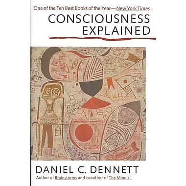 Consciousness Explained Daniel C. Dennett Paperback, Used Book