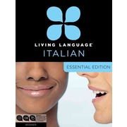 Living Language Italian, Essential Edition Living Language CD