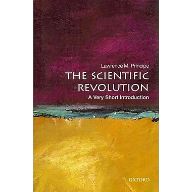 Scientific Revolution: A Very Short Introduction Lawrence M. Principe Paperback, Used Book