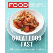 Everyday Food: Great Food Fast Martha Stewart Living Magazine  Paperback