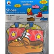 Shoes Colorful Cut-Outs  Carson-Dellosa Publishing Wallchart