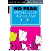 Sparknotes Romeo and Juliet No Fear Shakespeare William Shakespeare Paperback