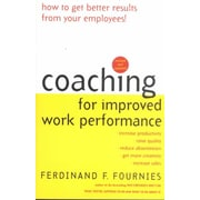 Coaching for Improved Work Performance