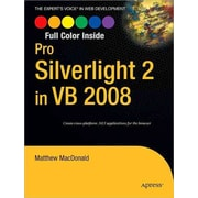 Pro Silverlight 2 in VB 2008