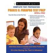 Praxis II: ParaPro Test Prep (0755 & 1755) Russell Kahn Paperback