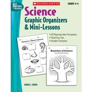 Science Graphic Organizers & Mini-Lessons Maria L. Chang Paperback