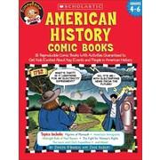 American History Comic Books Jack Silbert, Joseph D'agnese Paperback