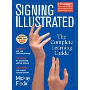 Signing Illustrated [Paperback] Mickey Flodin Paperback