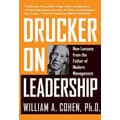 Drucker on Leadership William A. Cohen PhD Hardcover