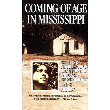 Coming of Age in Mississippi, Used Book, (0440314882)