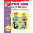 10 Critical Thinking Card Games (Paperback) Elaine Richard   Paperback