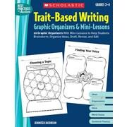 Trait-Based Writing Graphic Organizers & Mini-Lessons Jennifer Jacobson Paperback
