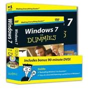 Windows 7 For Dummies Book + DVD Bundle Andy Rathbone Paperback