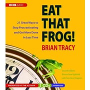 Eat That Frog Brian Tracy Audio CD
